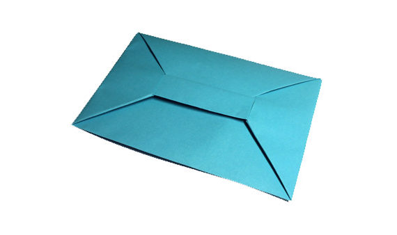 Origami Bar Envelope