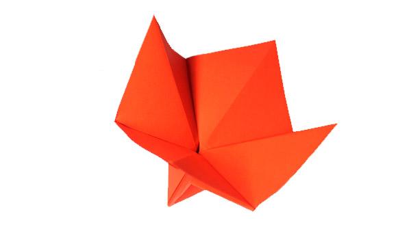 Origami Blossom