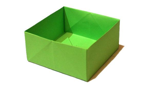 Origami Simple Box