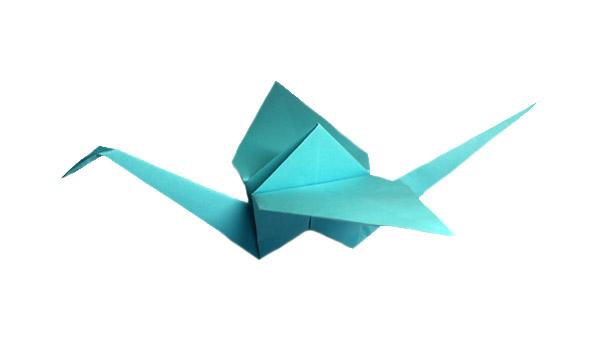 Origami Traditional Crane