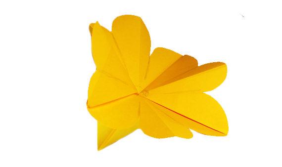 Origami Camomile