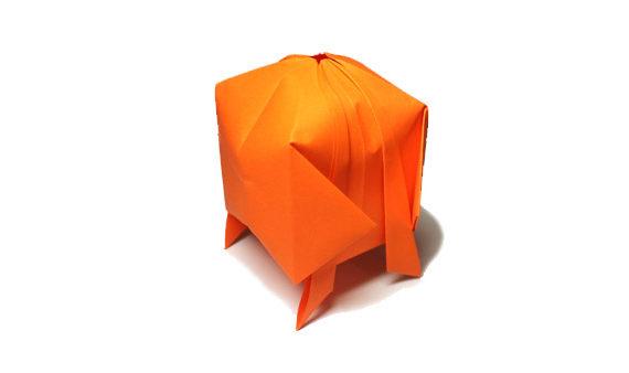 Origami bomb