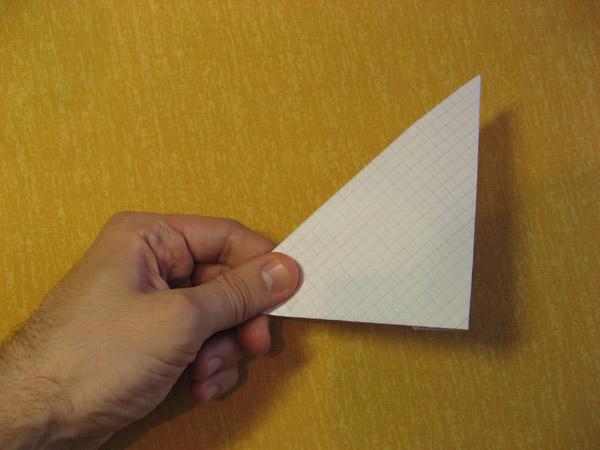 Origami cracker