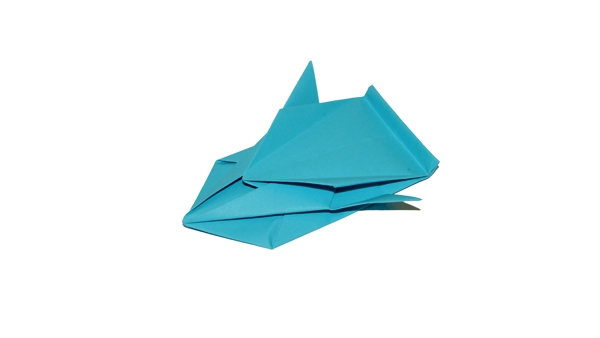 Origami Racing machine
