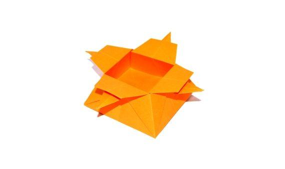 Origami Box star
